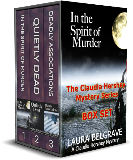 The Claudia Hershey Mysteries Box Set - 3 mystery novels in one
